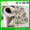 Papier peint imprimé numérique PVC pour décoration intérieure