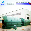 Residuo Trattamento-Sprecare la macchina per la rigenerazione di pneumatici di gomma di plastica del pneumatico (DY-1-10)