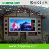 Pantalla de visualización al aire libre de alta resolución de LED del vídeo P16 de Chipshow
