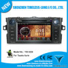 GPS A8 Chipset 3 지역 Pop 3G/WiFi Bt 20 Disc Playing를 가진 Toyota Auris (2007-2009년)를 위한 인조 인간 Car Monitor