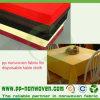 PP Spunbond 비 길쌈된 테이블 덮개 직물