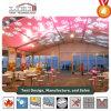 10X21m Clear-палатку в рамке для 200 человек