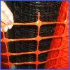 Netwerk van de Draad van de Omheining van het Netwerk van de Diamant van de fabriek het Plastic Oranje Plastic
