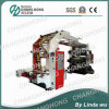 6 Sac de Shopping Flexo Impression couleur de la machine (Changhong)