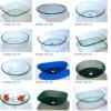 Nuevo baño de diseño Glass Bowl Sink