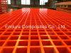 GRP / FRP Rejas FRP / GRP de Decrotive Rejillas / FRP Custom rallado / antideslizante / Anti-UV / alta resistencia / peso ligero / resistencia al fuego