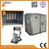 Système électrique de revêtement en poudre électrique Sistema De Pintura En Polvo