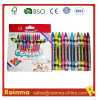 Qualità e Social Audited Color Wax Crayons 12 PCS