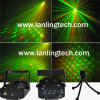 Mini luz laser que centellea de Rg (MNB40RG)