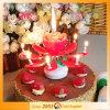 Erstaunliche alles- Gute zum Geburtstaggesang-Kerze