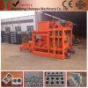 Bloc Qtj4-26 concret effectuant à machine la machine de bloc creux concret/brique pleine