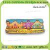 Regali di promozione per la gomma del PVC dei magneti del frigorifero del fumetto del Messico (RC-MO)