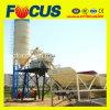 Tipo planta de tratamento por lotes concreta do elevador do funil da boa qualidade de 75m3/H