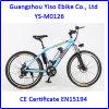 Bateria de garrafa de 26 polegadas 36V Yiso Myatu Electric Mountain Bike