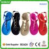 Señora Evening Sandal Wholesale PVC Sandals (RW26201) del verano