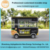 Популярным зажаренная высоким качеством тележка еды электрическая передвижная