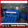 Het praktische CirkelBroodje dat van de Tegel van het Metaal van Boog 828 Dak Verglaasde Machine voor Zaken vormt