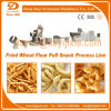 Gebratene Mehl-Imbiss-Nahrungsmittelknusperige Chip-Extruder-Maschinen-Prozesszeile
