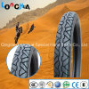 Factory chino Popular Pattern Motorcycle Tyre y Tube para Dubai