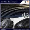 4D het Vinyl van de Vezel van de koolstof rolt de VinylFilm van de Auto