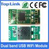 Modulo a due bande del USB incastonato Rt5572 WiFi per la ricevente senza fili e trasmettitore con il FCC del Ce