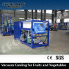 Machine de refroidissement par pré-refroidissement rapide / refroidisseur à vide