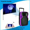 Professionable beweglicher beweglicher drahtloser Projektions-Lautsprecher des Active-LED