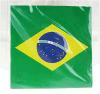 De Sticker van de Tatoegering van Brazilië van de Tatoegering 2016 van de Vlag van de natie