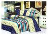 多または綿の寝具の一定のベッド・カバーシートの女王か王または十分にまたは対のサイズ