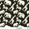 La impresión de elefantes para Swiwear 80%20%de poliamida Elstane tela para trajes de baño