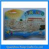 Decorazione personalizzata del frigorifero di vista della spiaggia del regalo del ricordo di Magents del frigorifero
