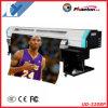 Phaeton Ud-3208p, impressora solvente ao ar livre do grande formato de 3.2/10FT (4 ou 8 cabeça de Seiko spt510/35pl, cor de C, de M, de Y, de K 4)