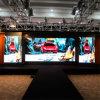 Höhe erneuern Kinetik P3.91 farbenreiche bekanntmachende Miet-LED-Innenbildschirmanzeige