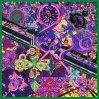 Lenço maravilhoso de matéria têxtil da impressão de Digitas do produto (F13-PD-0014)