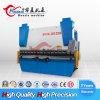 Máquina de dobra hidráulica do CNC de Wc67k,