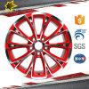A liga roda o projeto novo bordas do carro de 18 polegadas