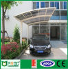 Carport di alluminio con il tetto del comitato del PC