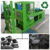 Polvere di gomma che rende macchina/gomma residua che ricicla strumentazione