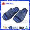 Deslizador cómodo fresco azul de EVA para los hombres (TNK35624)