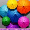 tafetán polivinílico 210t con impermeable para la tela del paraguas