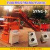 Machine de fabrication de brique automatique d'argile de couplage pour la petite entreprise