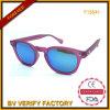 Frame redondo retro, frames do Cp dos óculos de sol das mulheres (F15541)