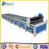 80W/150W Large Working Area Sofa Fabric Leather CO2 CNC Laser Cutting Machine Dek 1360j Price