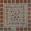 Mattonelle di pavimento rustiche di ceramica (4822)