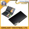 Credit di alta classe Card Holder in Genuine Leather