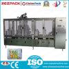 Encha o copo de plástico horizontal e máquina de vedação (RZ-D)
