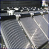 Tipo vertical de la azotea Doble colector solar no presurizado de la ala