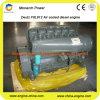 무역 보험 공기에 의하여 냉각되는 F6l912 디젤 엔진