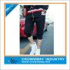 Calças de ganga com poliéster Capri para homens com abertura de perna
