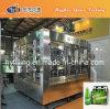 ガラスビンの炭酸飲料の充填機械類